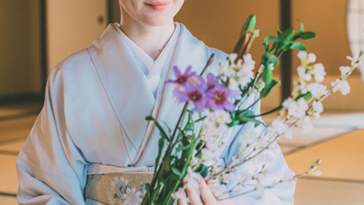 京友禅で作った和装小物を世界へ。きものからKIMONOへ!
