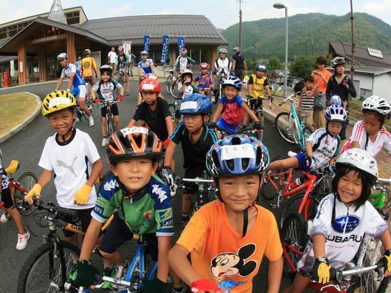 京都美山でみんなが笑顔になるサイクルステーションを創りたい!
