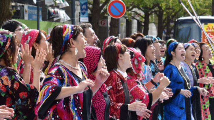 """""""ごちゃまぜ""""な音楽祭で、横浜から笑顔を広げたい"""