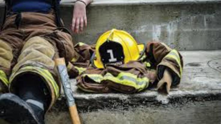 災害大国日本で、人を助ける消防士の心を助けたい!
