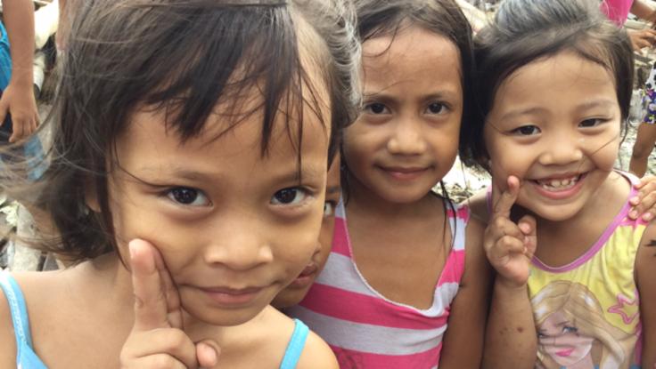 学資支援:ゴミ山に暮らす子供達の夢と笑顔を守りたい!