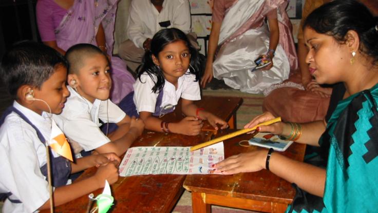 バングラデシュの聴覚障がい児学校を存続させたい
