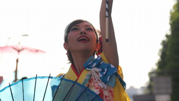 次々にお祭りが中止になった2020年。踊り子達に表現の場を!