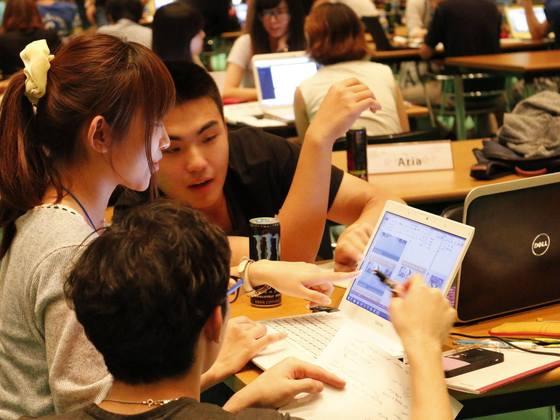 日中韓トップレベルの大学生が集う国際ビジネスコンテストを開催