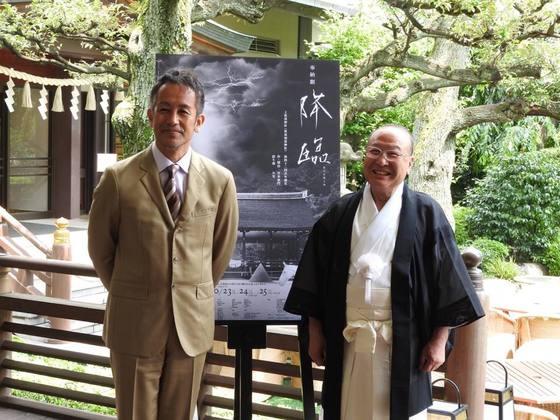 日本初!世界文化遺産の上賀茂神社で宮本亜門の奉納劇を納めたい