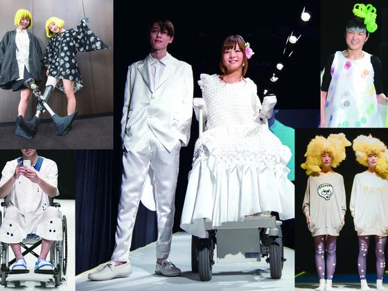 健常者も障がい者もオシャレに着れる服を世界中へ発信したい!