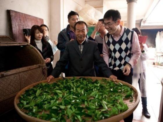 安全な有機中国茶を守り育て、世界に広めたい!
