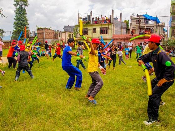 チャンバラ合戦「IKUSA」で創る新しい地域活性化のカタチ!