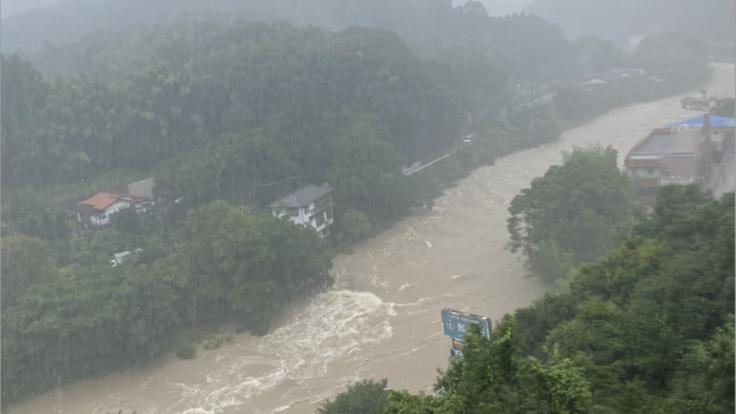 令和3年8月大雨 緊急支援 九州の被災地を応援してください!