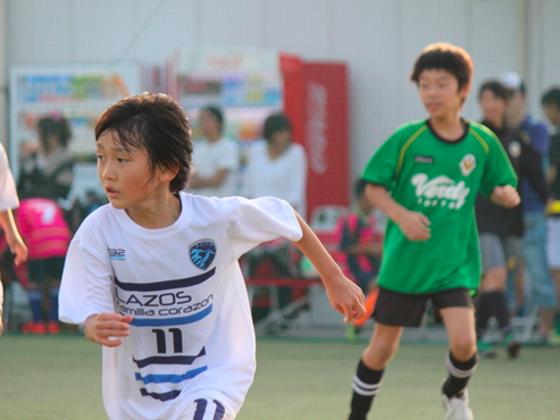 夢の第一歩!欧州開催国際大会にサッカー少年を連れて行きたい!