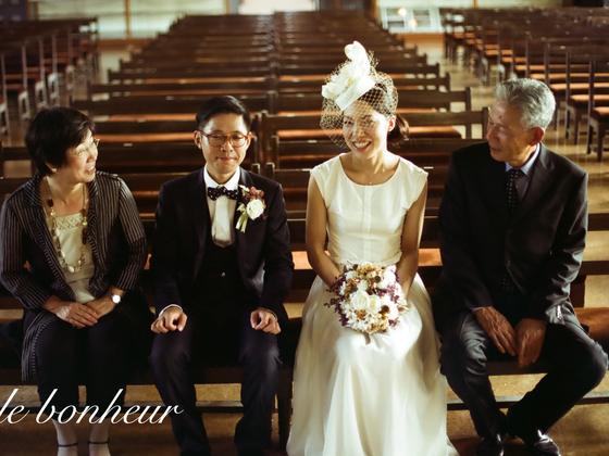 移動が難しい人も結婚式に参列できるよう移動式チャペルを作る!