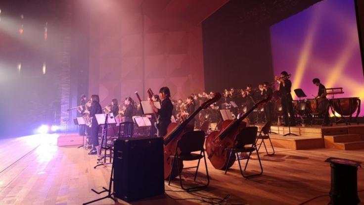演奏する事を奪われた吹奏楽部員に、大きな舞台で思い出に残る演奏会を
