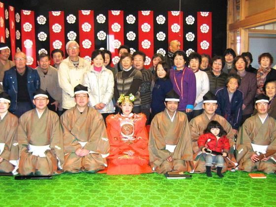 宮城と福島に鎮魂の音楽・舞の雅楽を届けよう!雅楽慰問演奏プロジェクト
