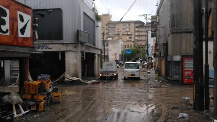 令和2年7月豪雨災害支援金のお願い 人吉復旧作業お手伝いの会