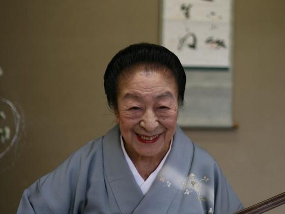 ドキュメンタリー映画「最後の吉原芸者みな子姐さん」を上映したい
