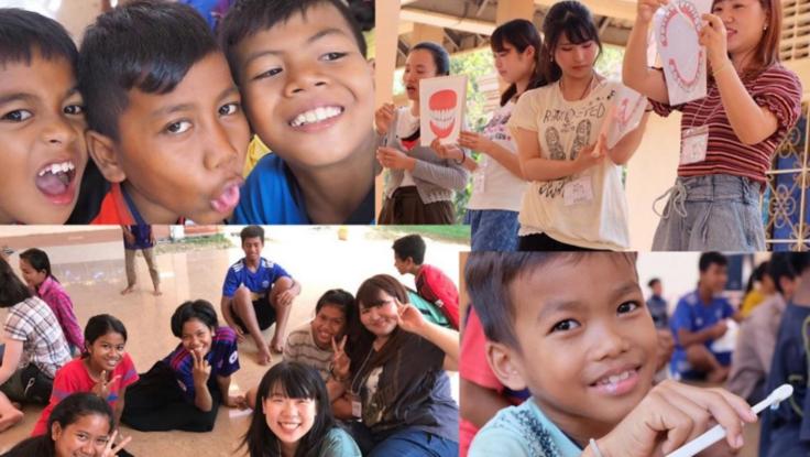 カンボジアの子どもたちに保健の教科書を届けたい!