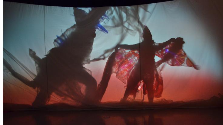 シャドゥ·シアター:光と影が創るワンダーランドの世界を子どもたちへ