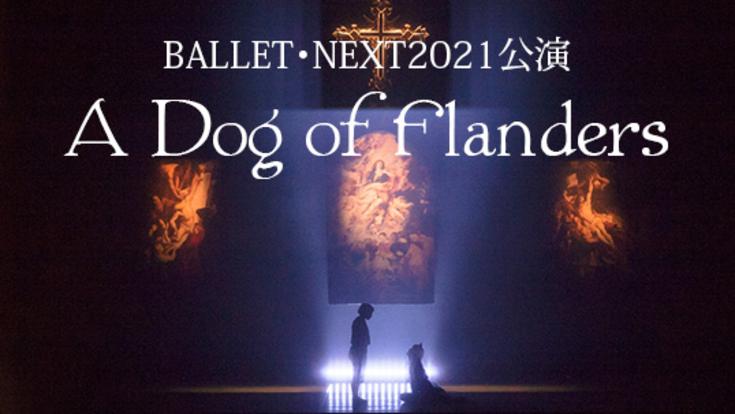 BALLET NEXT公演「A Dog of Flanders」
