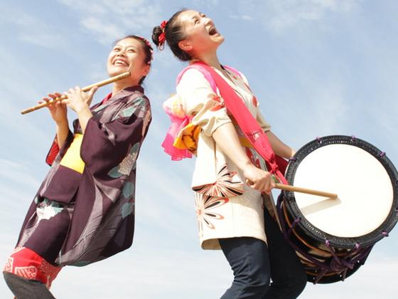 日本の伝統楽器 篠笛を広めるために豪州へ渡航するプロジェクト