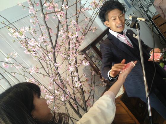 岩手・宮城・福島 に、夢 と 笑顔 を届けるマジックツアープロジェクト
