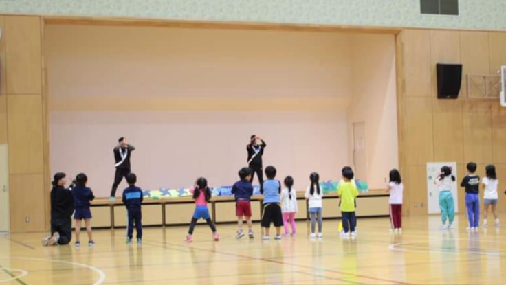 3S‐Niitan子ども運動教室