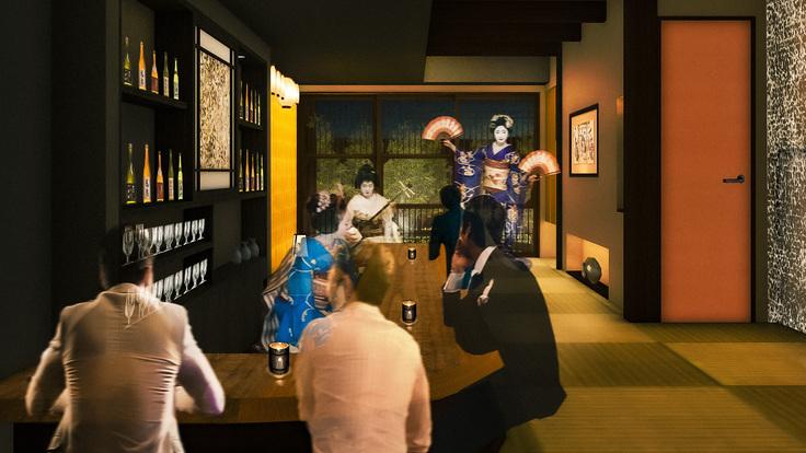 道後温泉の粋とおもてなし。一見さん大歓迎のお茶屋「華ひめ楼」開業へ