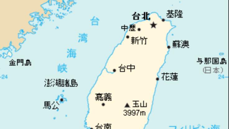 苦境にある台湾を支援したい
