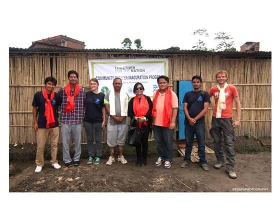 バンブーハウスを建築し、家なきネパール人を救いたい!