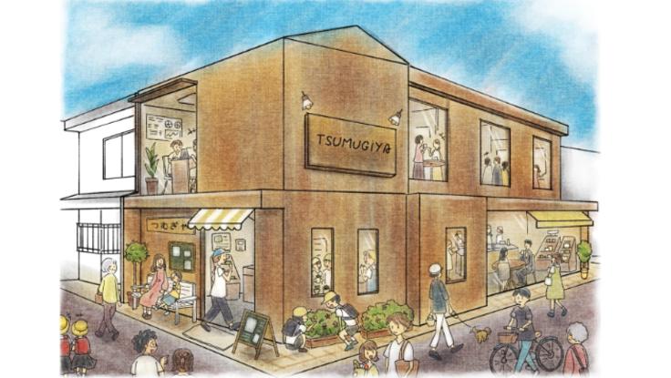 泉佐野市│空き家を新しい挑戦が生まれる場所へと生まれ変わらせたい!