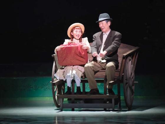 日韓国交正常化50周年記念公演「赤毛のアン」記念式典を開きたい