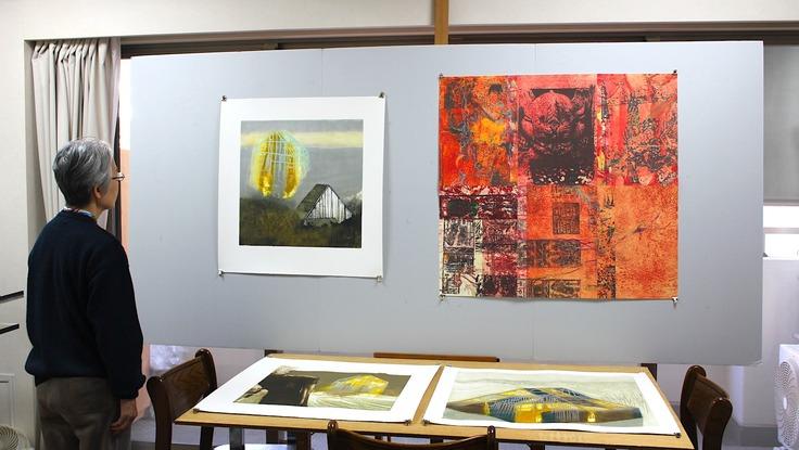 あなたの手で海外の若手気鋭芸術家の日本での展覧会を実現しませんか?