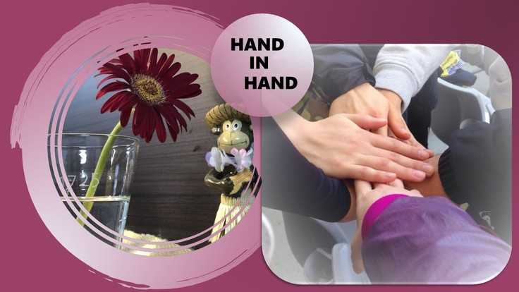 HAND IN HAND~ハンドメイドを通じて社会・世界を幸せに~