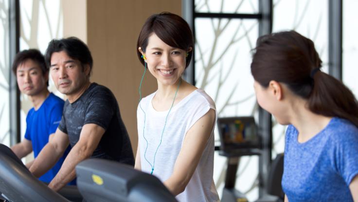 あなたの笑顔と健康が福井を元気に! GO TO フィットネス福井