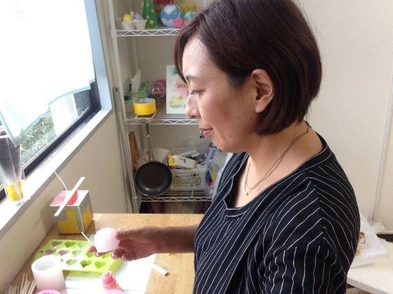 栃木県内初の習い事としての手作りキャンドル教室を開きたい!