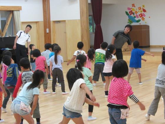 運動を通して、福島の子ども達の健やかな成長をサポートします!