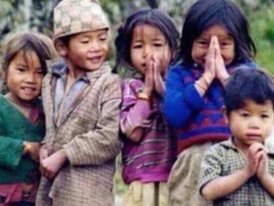 ネパールの山奥にいる650人の子ども達に勉強道具を届けたい!