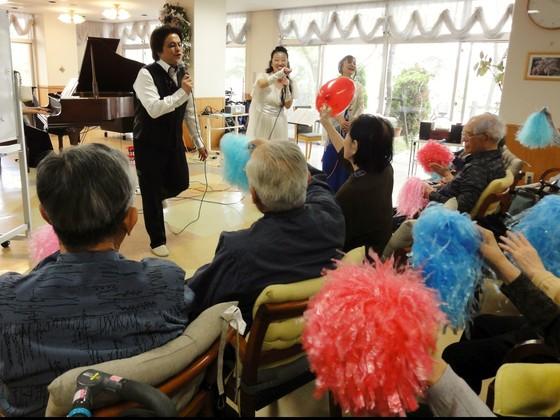 音楽の力で多くの人を元気に!神戸で活躍ボランティアグループ