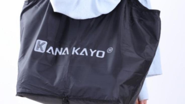 カナカヨ 折り畳み可能   レジカゴバッグ 保冷保温バッグ