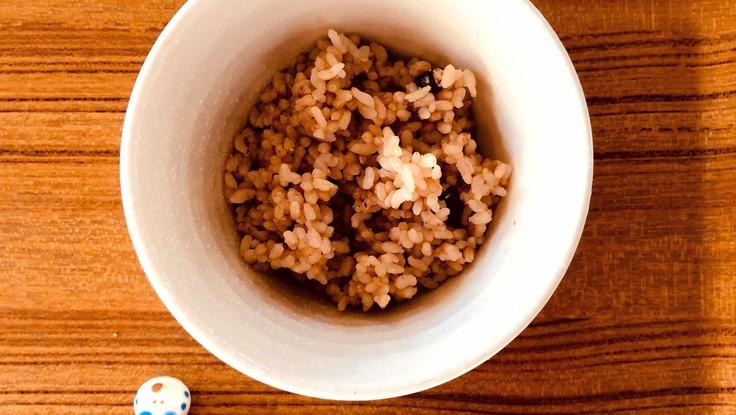 宮城県石巻市で作っている「ねんねこ玄米」を皆さんに食べてもらいたい