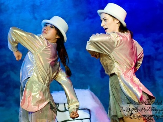 Broadwayの舞台に立つ夢を叶えるためにコンサートを開きたい!