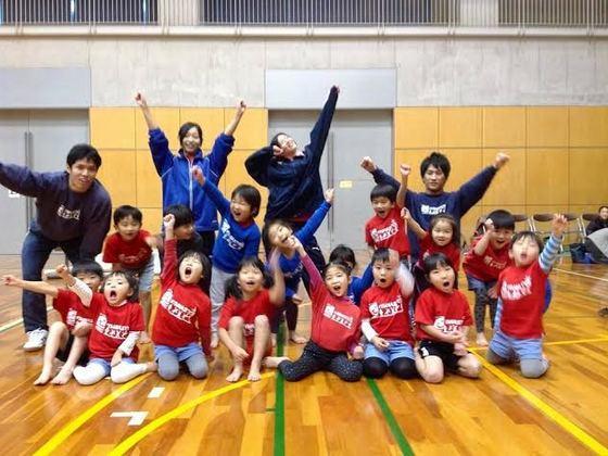 オリンピック選手を目指して!体操教室に平均台を増設したい!