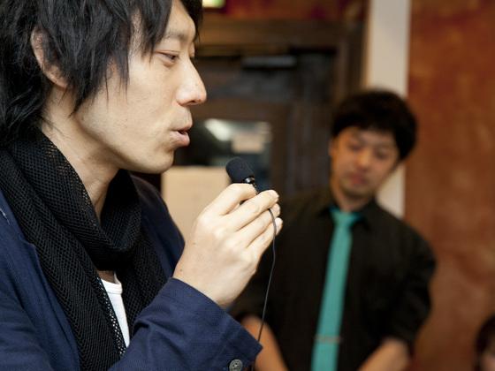 世界初!プロレスのリングから日本を元気にする言論イベント開催