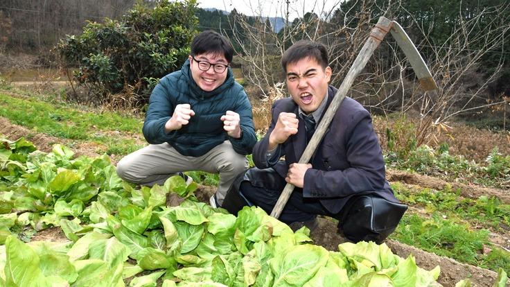 中国山地の空き家を農業交流空間にー29歳移住農家の挑戦