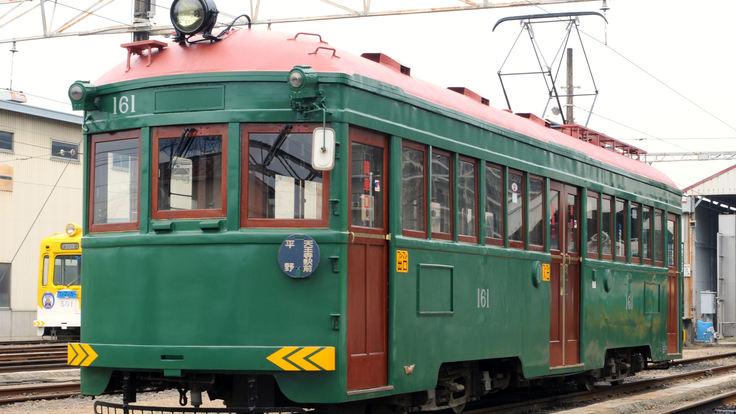 百寿まであと7年。「モ161号」動態保存にむけて大規模修繕工事を
