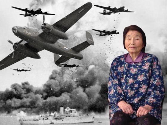 終戦70年。平和を支えた生き証人の生の声を映像で後世に残します