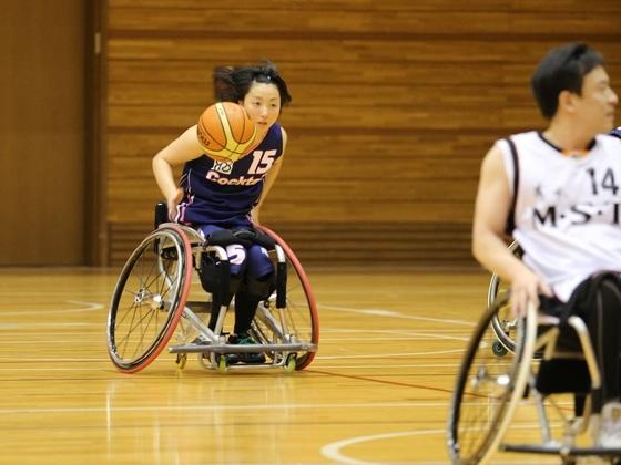 近畿若手チームの挑戦!車いすバスケでパラリンピックの頂点へ!