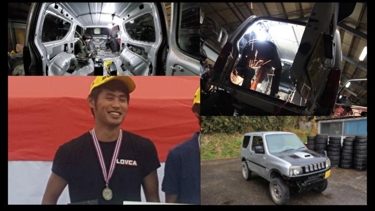 小さな車で大きな夢を掴む!軽自動車でアジア最大の国際ラリーに挑戦!
