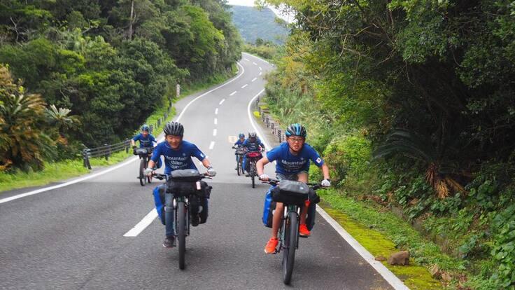 挑戦する&旅する楽しさを伝えたい!  中学生の日本縦断 自転車旅