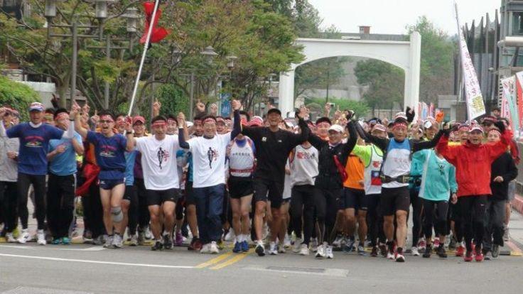 走る事で日本と台湾の友好を深化させたい
