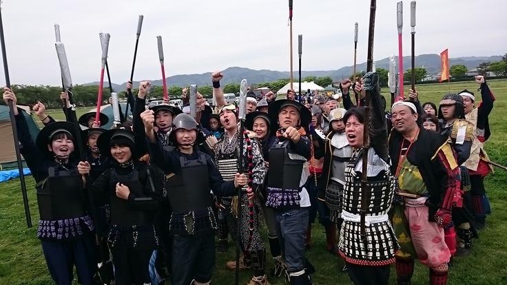 【福島県相馬】2015年から続くサムライフェスを今年も開催したい!